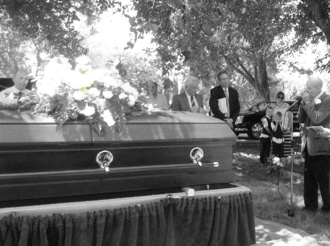 Irene's Funeral