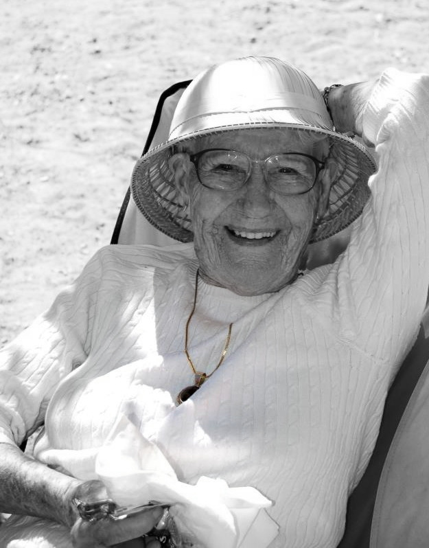 Irene Bulloch: Neighborhood Icon in her Pith Helmet