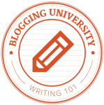 Writing Badge