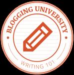 Writing Badge